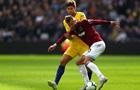 Ярмоленко получил одну из худших оценок в составе Вест Хэма за матч с Челси