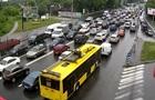 Київ паралізували затори