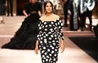 Моника Белуччи открыла показ Dolce&Gabbana