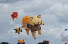 В Берлине прошел фестиваль воздушных змеев