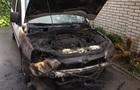 У Чернівцях підпалили авто міського чиновника