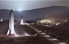 Илон Маск показал прототип марсианской базы