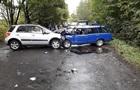 Пьяный экс-глава милиции устроил ДТП на Закарпатье