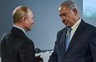 Путін і Нетаньяху знову обговорили інцидент з Іл-20 у Сирії