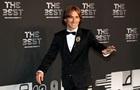 Модрича признали лучшим игроком года по версии ФИФА