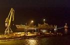 Корабли ВМС Украины прибыли в Бердянск
