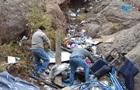 У Перу автобус впав у прірву: загинули більше 20 осіб