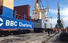 В Україну прибула партія американських локомотивів