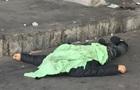 У Києві на ринку замерз безпритульний