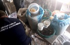 На Рівненщині викрили цех із переробки бурштину