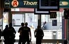 В Кельне на вокзале захватили заложников