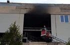 В центре Киева горело здание