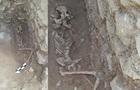 В Италии нашли останки  ребенка-вампира
