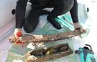 У побережья Севастополя нашли якорь византийского судна