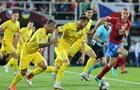 Лига наций: Украина - Чехия. Онлайн