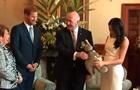 Принца Гаррі і дружину привітали в Австралії з очікуванням дитини