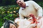 Вагітна канадка  народила Чужого  на фотосесії