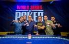 Первый чемпионский браслет серии WSOPE отправился в Израиль