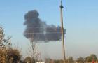 Пілоти відвели винищувач від села - очевидці