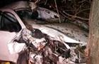 У ДТП під Києвом загинув пішохід, ще троє людей травмовано