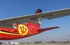 В аэропорт Борисполь зашла крупнейшая бельгийская авиакомпания
