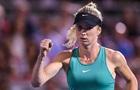 WTA видео-роликом поздравила Свитолину с выходом на Итоговый турнир