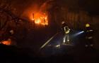 В Одесі пожежа знищила 16 пляжних будиночків