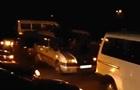 В Ровно бастовали таксисты
