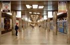 Посеред однієї з гілок метро Києва поламався потяг