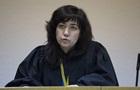 У Києві усунули суддю, яка відмовилася заарештувати Саакашвілі