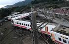 Аварія з потягом на Тайвані: 17 жертв