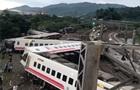 Выросло число жертв и пострадавших при аварии поезда на Тайване