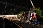 Аварія потяга на Тайвані: машиніст повідомляв про несправні гальма