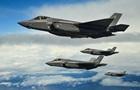 ВПС Бельгії вирішили переозброїти винищувачами F-35