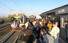 В Киевпасстрансе отреагировали на блокирование электрички