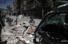 По Сирии нанесены новые авиаудары, десятки погибших
