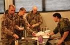 На нову систему харчування перейшли 12 військових частин ЗСУ