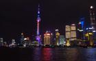 Світлове шоу в Шанхаї зібрало сотні тисяч туристів