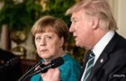 СМИ узнали о  газовых  уступках Меркель Трампу