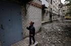 За полгода на Донбассе погибли пять гражданских