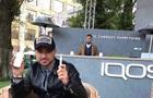 Муж Ани Лорак попал в ДТП в центре Киева