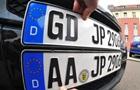 ДФС заперечує законність авто на єврономерах