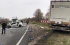 Зіткнення авто поліції і фури на Львівщині: помер другий патрульний