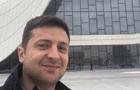 Зеленський показав на відео підкачаний прес