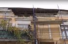 В Одесі від фасаду будинку відколовся камінь і травмував чоловіка