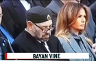 Короля Марокко, що спав з Меланією, зняли на відео