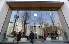 Apple за місяць втратила дохід за 30 років