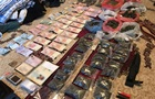 У Київській області вилучили наркотиків на два мільйони гривень