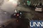 В центре Киеве восстановили движение транспорта после прорыва трубы