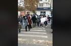 Жителі Одеси перекрили дорогу через відсутність опалення